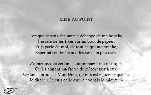 miseaupoint